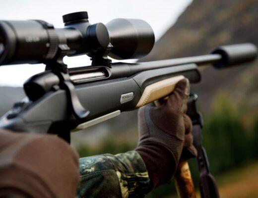 Steyr-Waffe-Monobloc