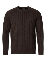 Chevalier Pullover Fjord Plated Braun