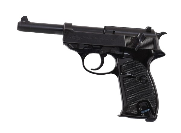 Pistole WALTHER P38 Kal. 9mmLuger