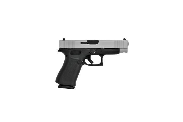 Pistole 48 FS silver slide