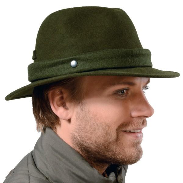 Lodenhut Hut mit Signalband