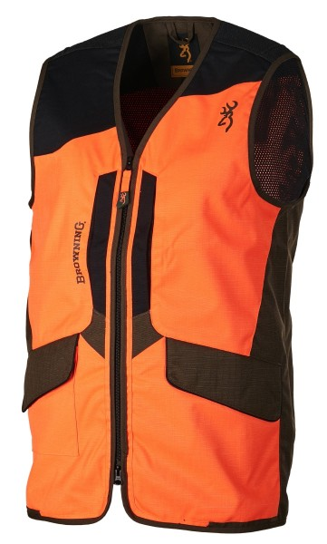 Browning Weste Tracker Pro Orange grün