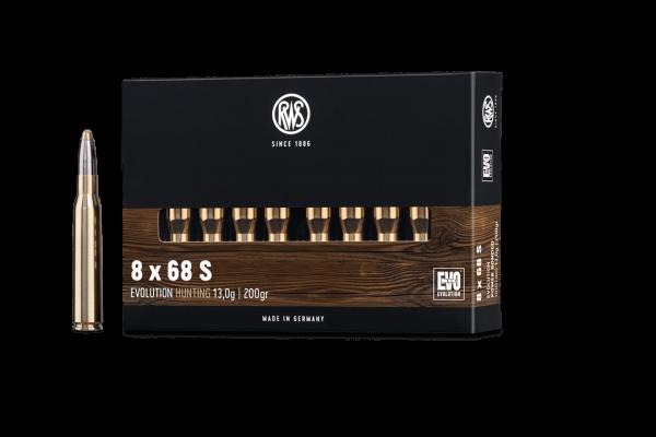 8x68S EVO 13,0g - 200gr.