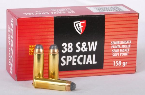 .38Special TM SJSP 10,24g - 158gr.