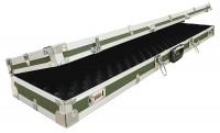 Der Buffalo River Gewehrkoffer ist robust und stabil für eine Waffe inkl. Optik