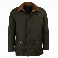 Barbour Wachsjacke L-wgt Ashby Archive Olive