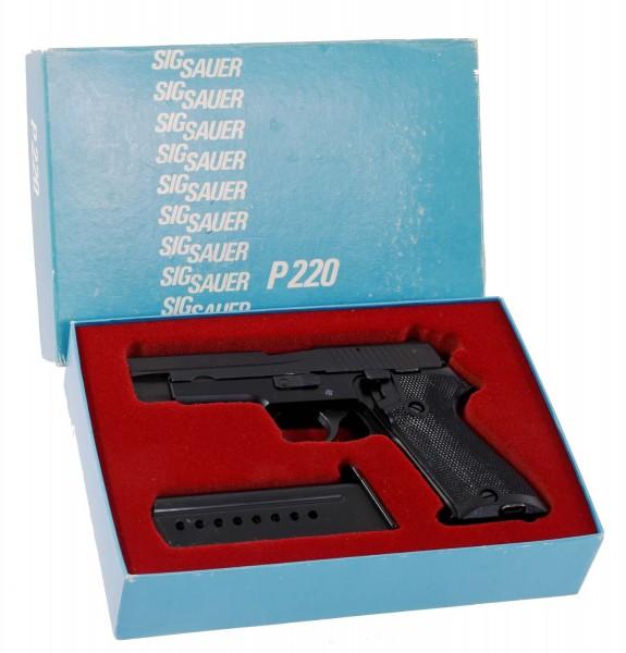 P220 4 Zoll Lauf 9mmLuger