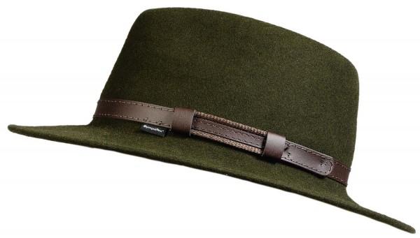 Wollhut m. Sympatex Grün