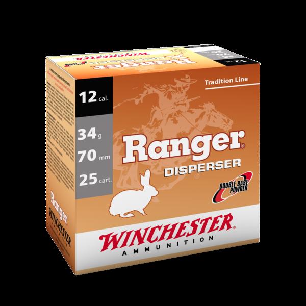 12/70 Ranger Streu 3,1mm - 34g