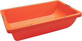 Forstwanne orange