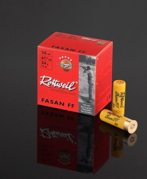 20/67,5 Fasan FF Skeet 2,0mm - 24g