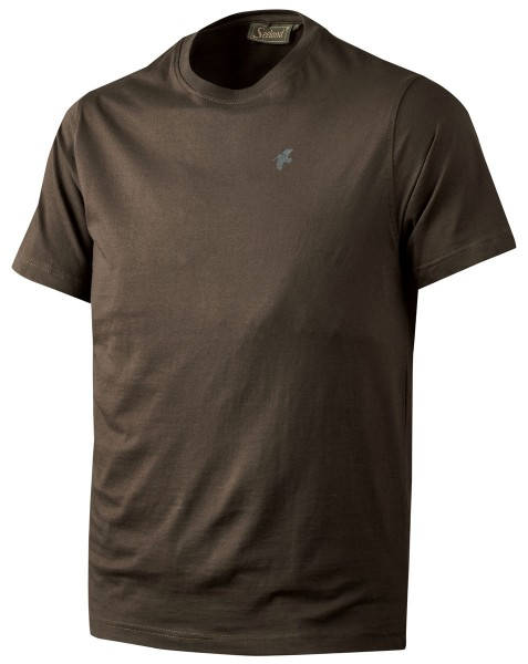 T-Shirt Basic 3 Pack Brown