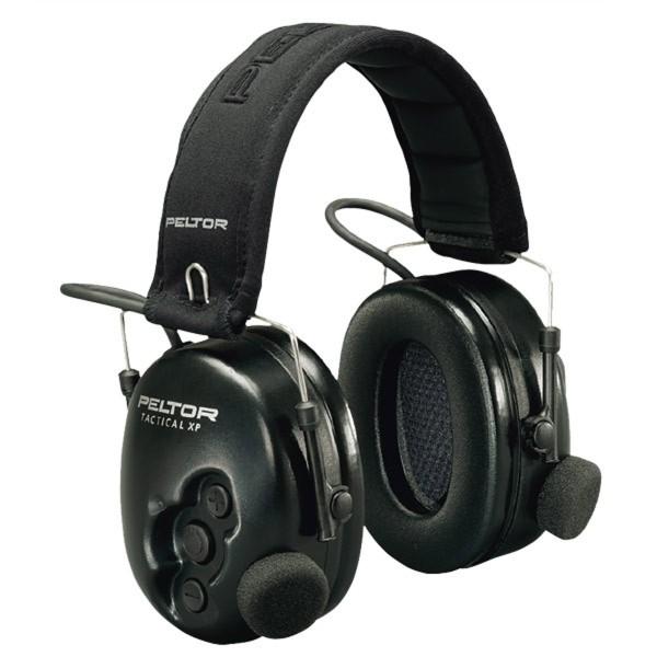 Gehörschutz Tactical XP schwarz