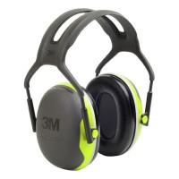 Gehörschutz X4A schwarz-grün