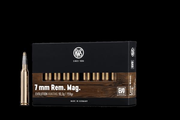 7mmRemMag EVO 10,3 g - 159gr.