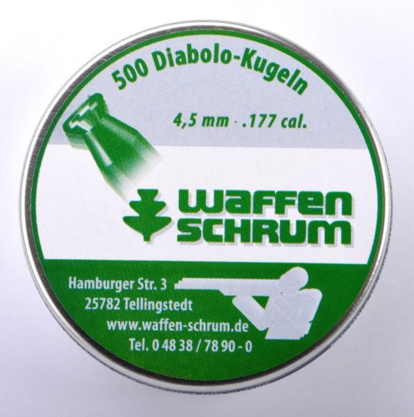 4,50mm glatt SCHRUM Hausmarke