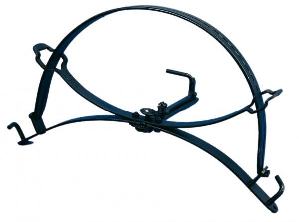 Schwanenhals 300N Bügelklemmkraft Bügelweite 46cm