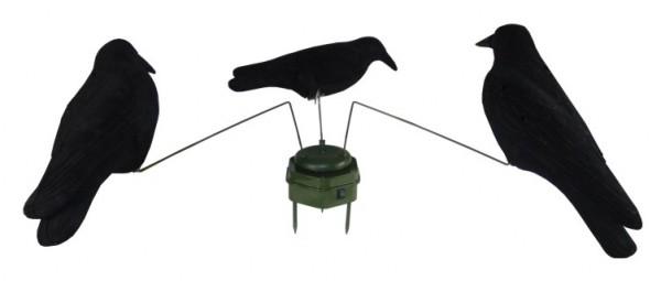 Tauben- und Krähenkarussell ohne Lockvögel HANDY/Mjoelner