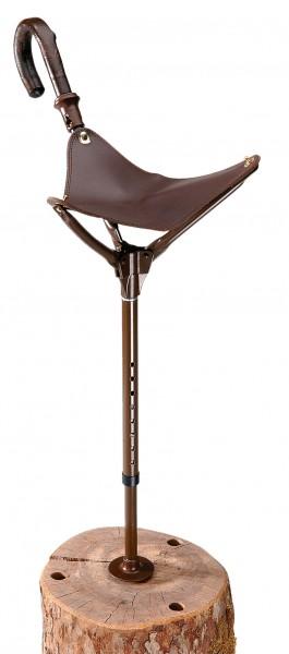 Sitzstock Sitzhöhe 50-70cm