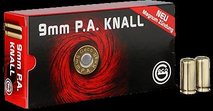 9mm PA Knall (F) 50er Pck.