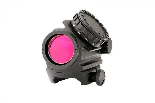 Red Dot 2 MOA 1x20 mit Weaver-/Picatinny-Montage