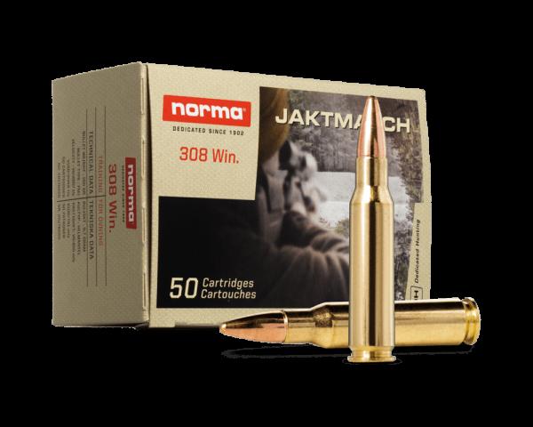 .308Win Jaktmatch VM 9,7g - 150gr. 50er Pck.