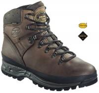 Stiefel Burma Pro MFS Braun - Der Burma Pro MFS von Meindl ist ein bequemer und strapazierfähiger Stiefel aus robustem Sil-Nubukleder.