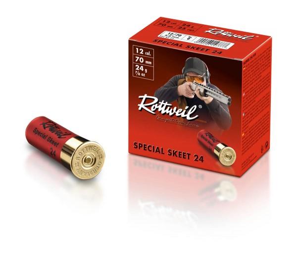 12/70 Skeet Streu Gold 24 HV 2,0mm - 24g