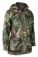 Deerhunter Damen Jacke Christine - wind- und wasserdichte Jagdjacke in Realtree Adapt-Optik