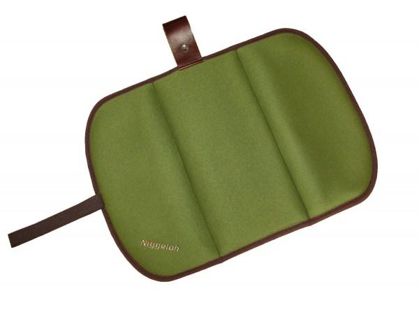 Sitzkissen Neopren oliv-grün
