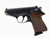 Pistole WALTHER PKK Kal. 7,65Browning