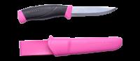 Outdoormesser Companion pink Klingenlänge 10,5 cm