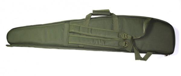 Büchsenfutteral Mit Rucksacktrageriemen 126cm - Grün