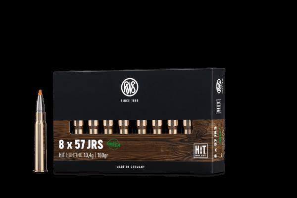 8x57JRS HIT 10,4g - 160gr