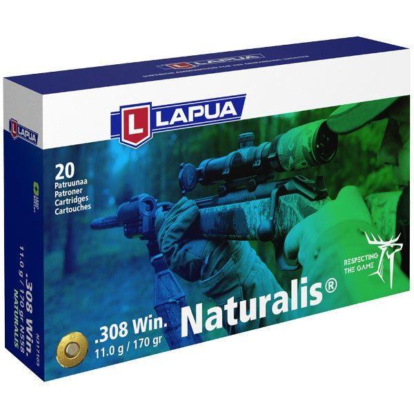 .308Win Naturalis 11,0g - 170gr.
