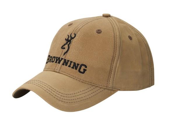 Browning Cap Litewax Khaki