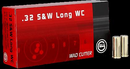 .32 S&W Lang WC 6,5g - 100gr.