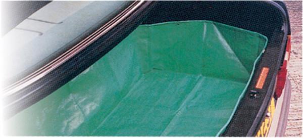 Faltbare Kofferraum-Wildwanne 125x64x30cm