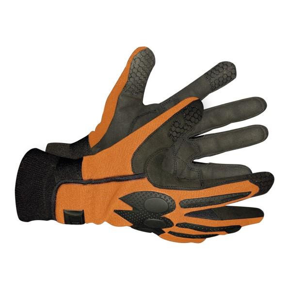 Hart HandschuheWILD-GL Orange/Oliv