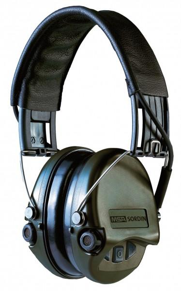 Gehörschutz Supreme Pro grün Digital