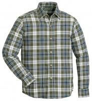 Pinewood Hemd Finnveden Kids. Lässiges Flanellhemd mit praktischen Druckknöpfen