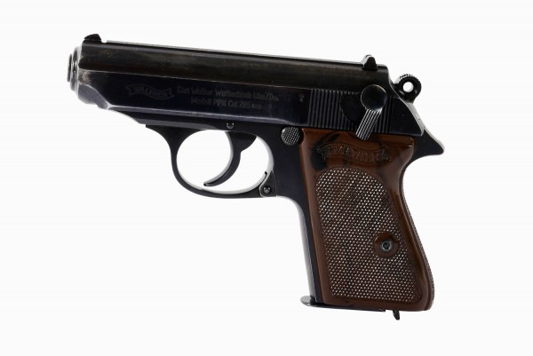 Pistole WALTHER PPK 7,65Browning