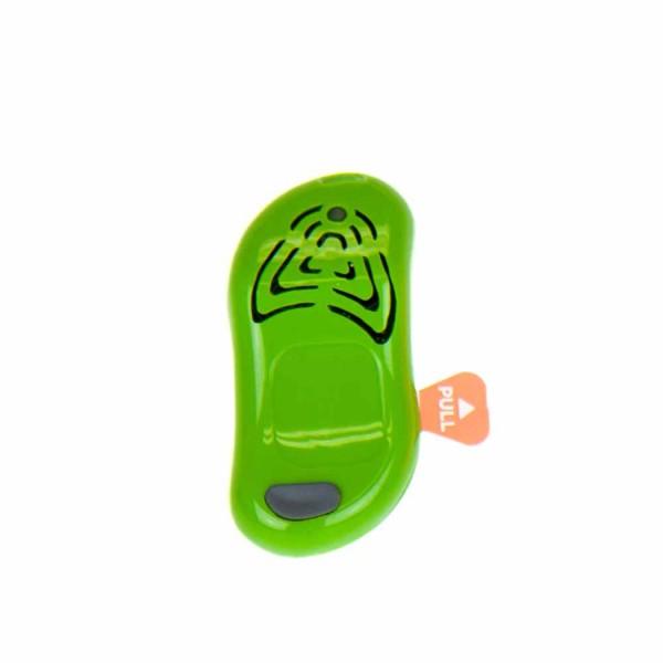 Tickless Hunter Grün Ultraschall Floh-Zeckenschutz