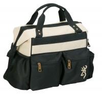 Sportschützentasche schwarz-beige Phönix