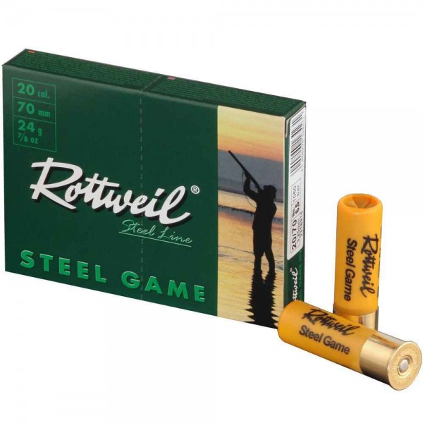20/70 Steel Game 2,6mm - 24g
