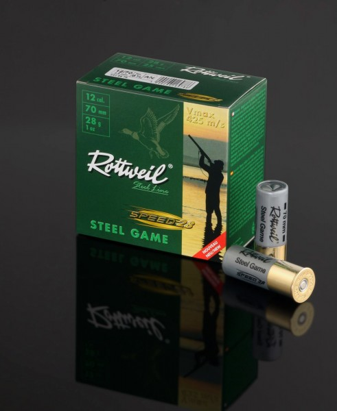 12/70 Steel Game Speed 28 3,0mm - 28g