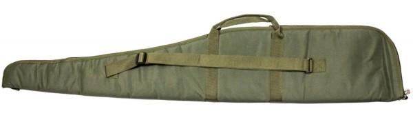 Büchsenfutteral Mit Außentasche 130cm - Grün