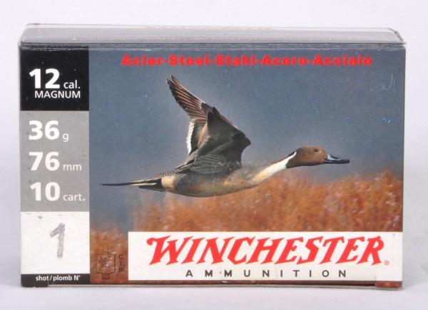 12/76 Jagd Steel Magnum 3,3mm - 36g