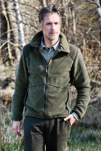 Hubertus Fleecejacke Wool