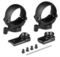 Sauer Hexa-Lock Ringmontage D=30mm Ringe